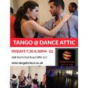 Argentine Tango Beginners/Intermediate Drop-In Class in Hammersmith and Fulham